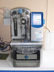 Analyseur de carbone organique et inorganique