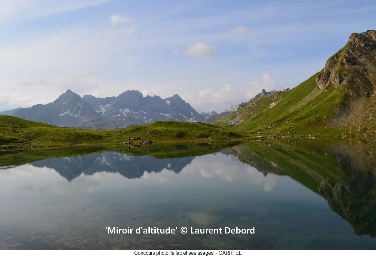 'Miroir d'altitude' © Laurent Debord