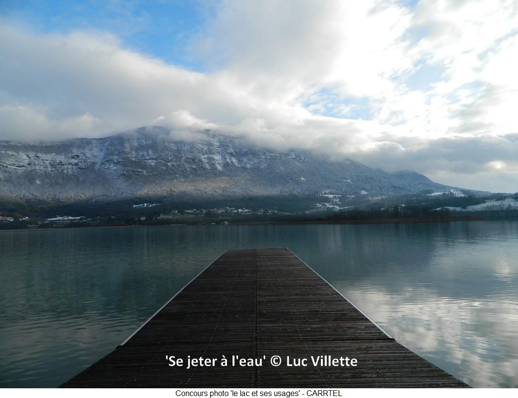 'se jeter à l'eau' © Luc Villette