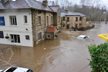 Pluies et inondations