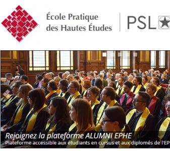 EPHE assistant professor position